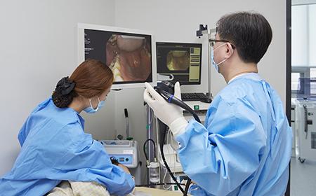 내시경검사 (올림푸스 CV- 170)